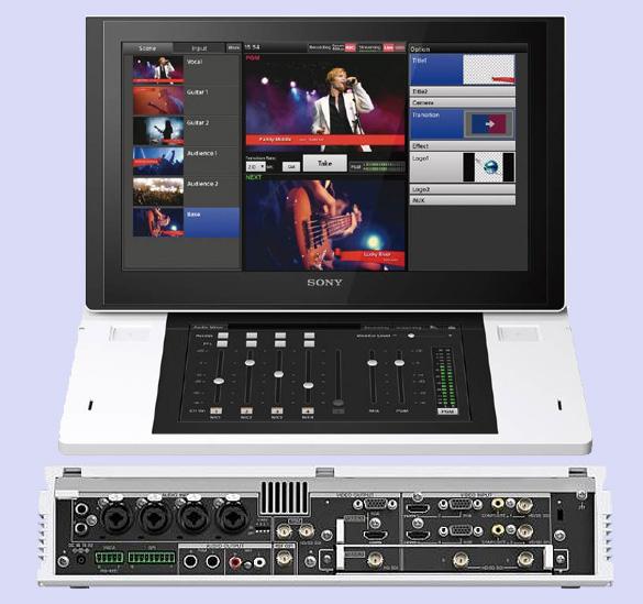 Access AV Website1 - Sony Anycast