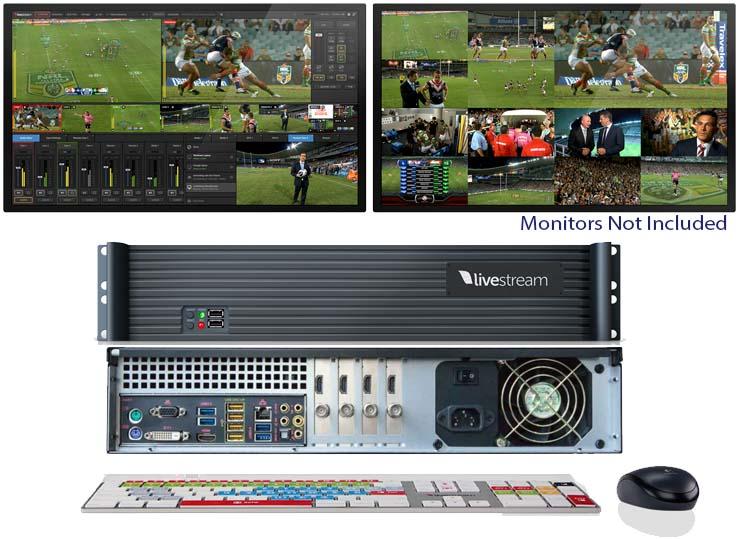 Access AV Website1 - Livestream